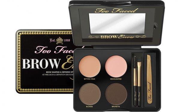 Too Faced, eyebrow, brown, nectar, face powder,