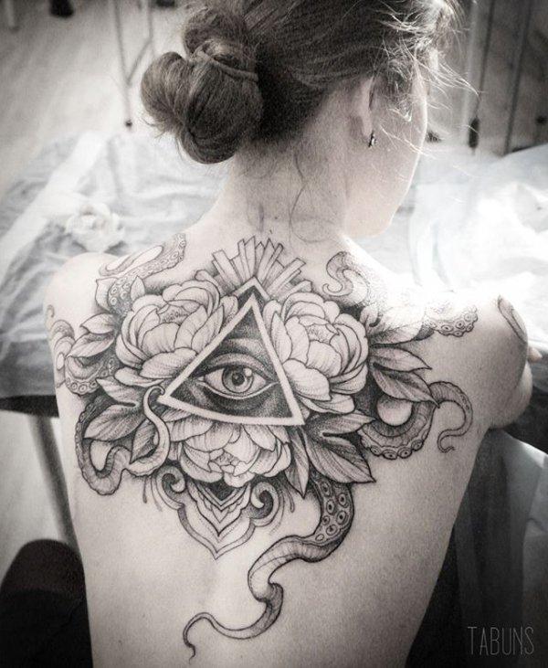 tattoo, black and white, arm, pattern, design,