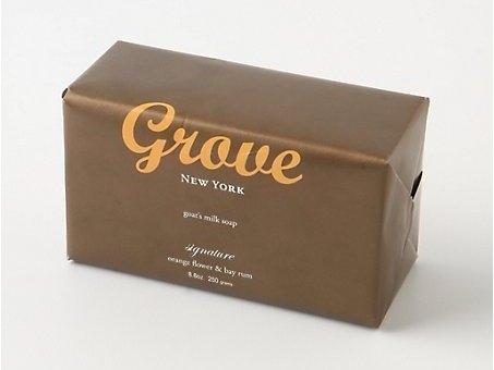 Grove New York Soap