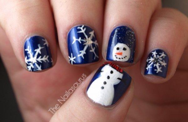 Fun Little Snowman