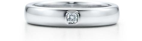 Lucida Band Ring