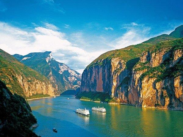 China's Yangtze River Cruises