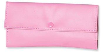 Pink Jewelry Roll