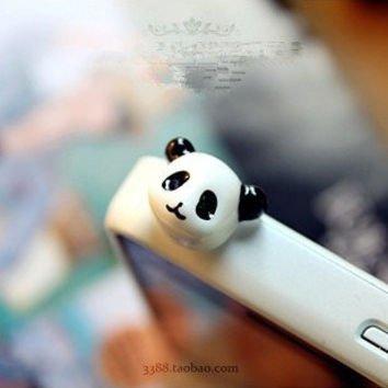 Resin Panda anti Dust Plug -