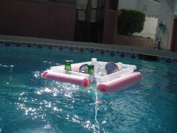 Noodle Beverage Boat