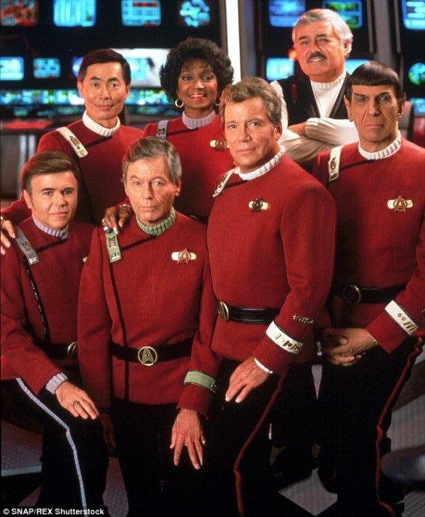 William Shatner & George Takei