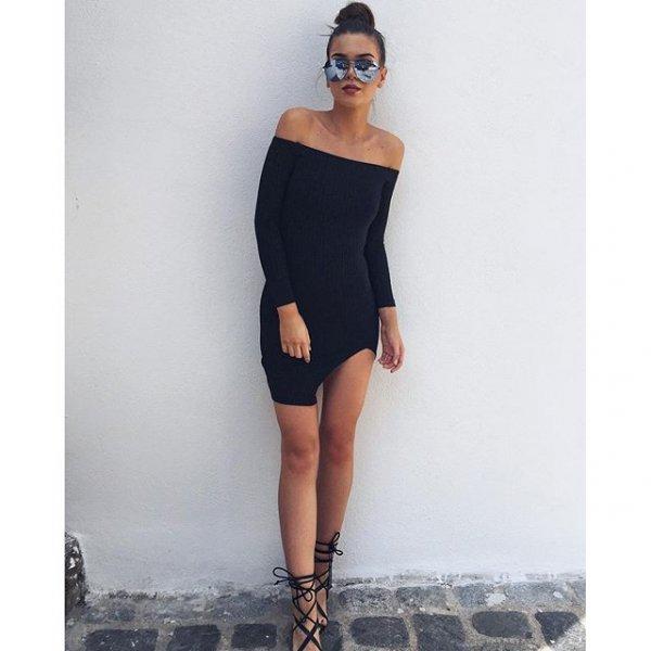 clothing, sleeve, dress, cocktail dress, little black dress,