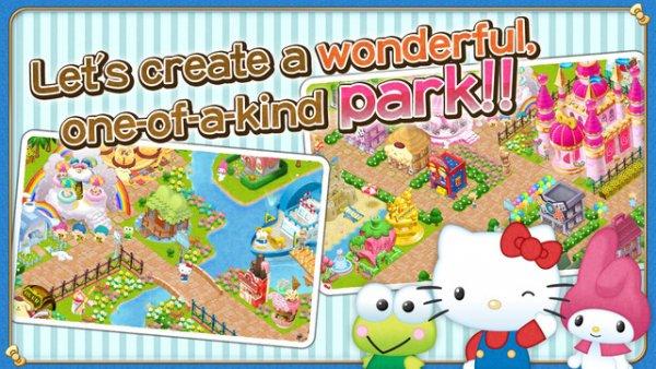 Hello Kitty Fun Park