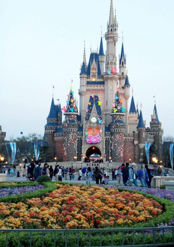 Tokyo Disneyland: Tokyo, Japan
