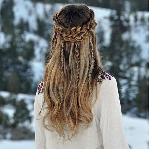 clothing, hair, hairstyle, long hair, bangs,