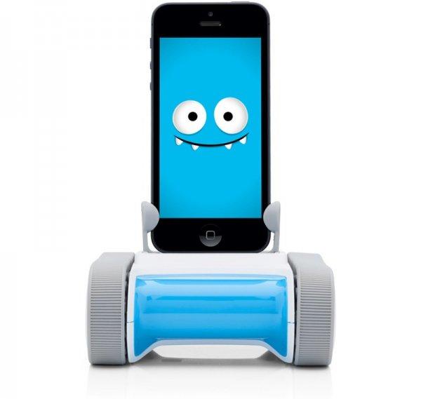 Romo Robotic Pet for IOS Devices (iPhone 5, Etc)