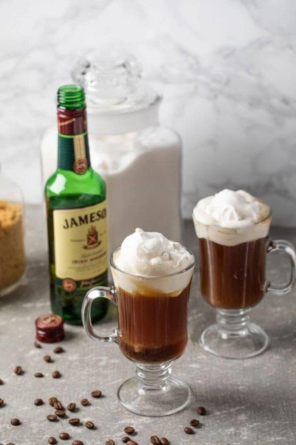 Drink, Irish coffee, Beer, Irish cream, Liqueur,
