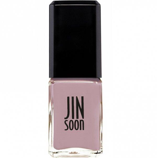 Jin Soon, nail polish, nail care, pink, cosmetics,