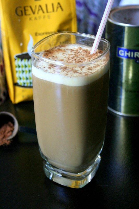 Tiramisu Iced Coffee