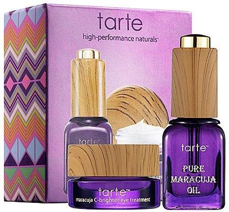 Tarte Bright by Night Skincare Discovery Set