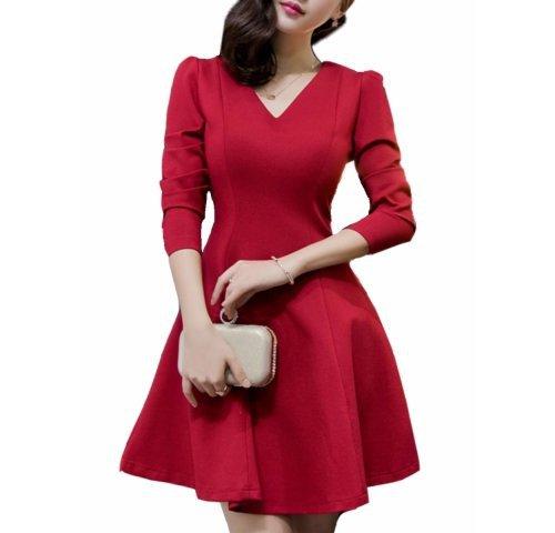 clothing, day dress, dress, sleeve, neck,