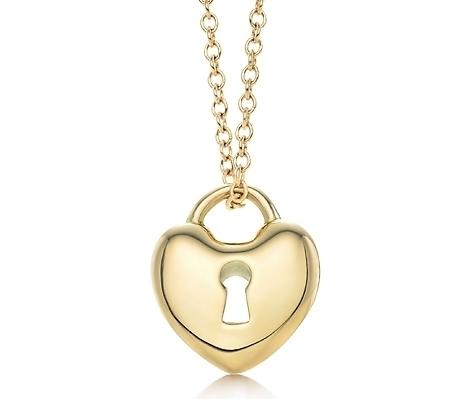 Tiffany locks heart lock pendant 7 gorgeous pieces from the tiffany locks heart lock pendant aloadofball Choice Image