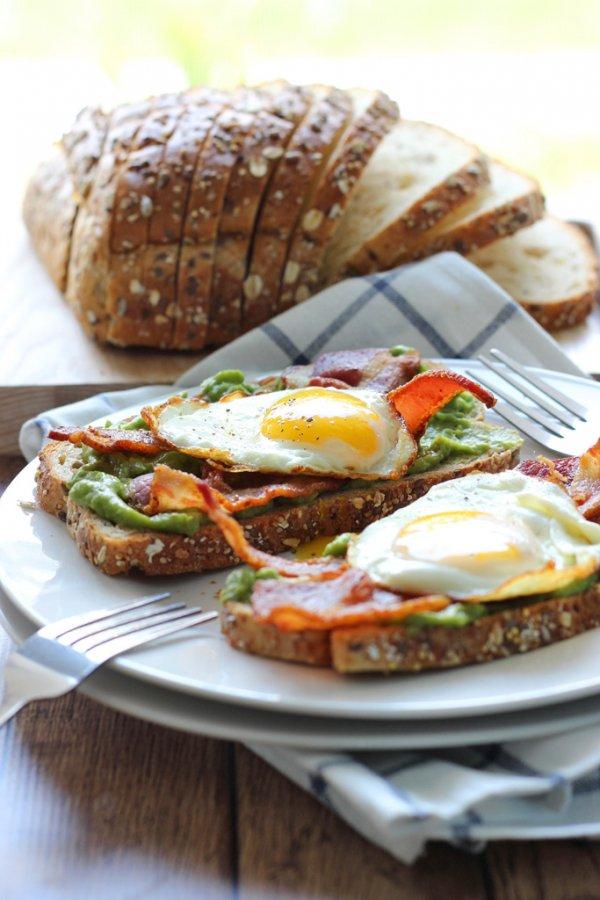 Have an Open Faced Sandwich
