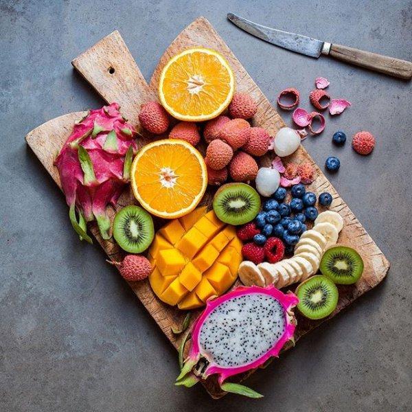 food, plant, produce, art, flower,