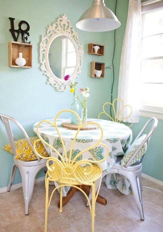 Wonderland Table Set