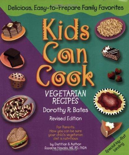 Kids Can Cook: Vegetarian Recipes