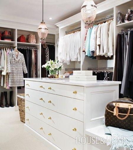 Chic Closets & Dressing Room