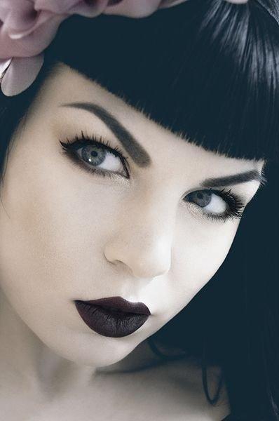 Dark, Dark Brows