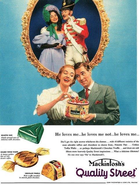 Mackintosh's Quality Street Candy