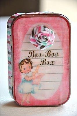 Boo-Boo Box