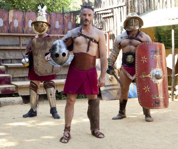 Train as a Gladiator