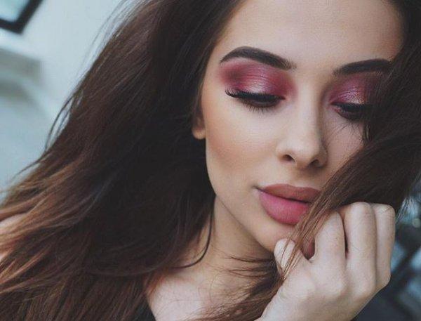 eyebrow, hair, nose, brown, model,