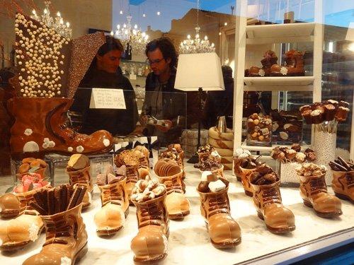 The Chocolate Capital of Belgium