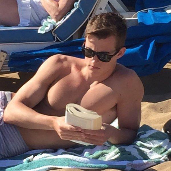 barechestedness, man, male, sunglasses, vacation,