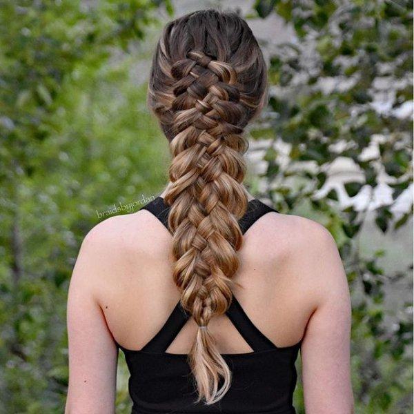 hair, hairstyle, long hair, blond, black hair,