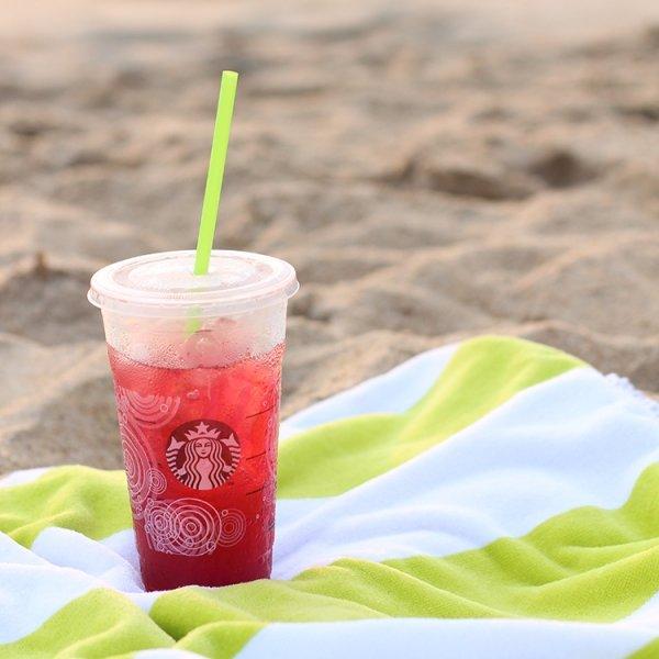 Starbucks, produce, drink, alcoholic beverage, plant,
