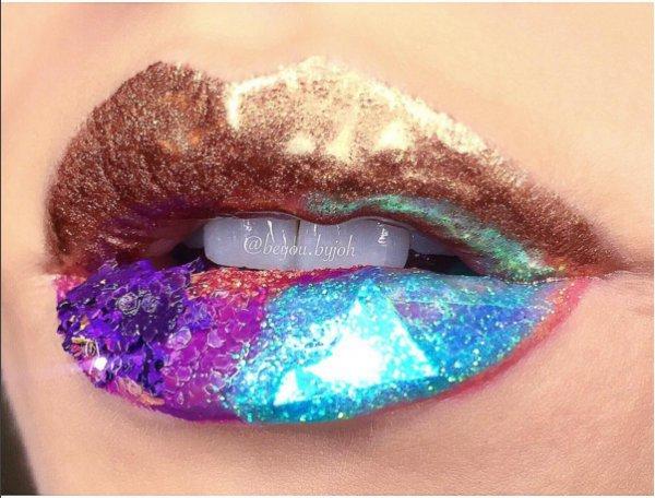 color, face, lip, blue, eye,
