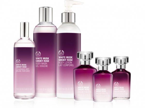 The Body Shop – White Musk® Smokey Rose