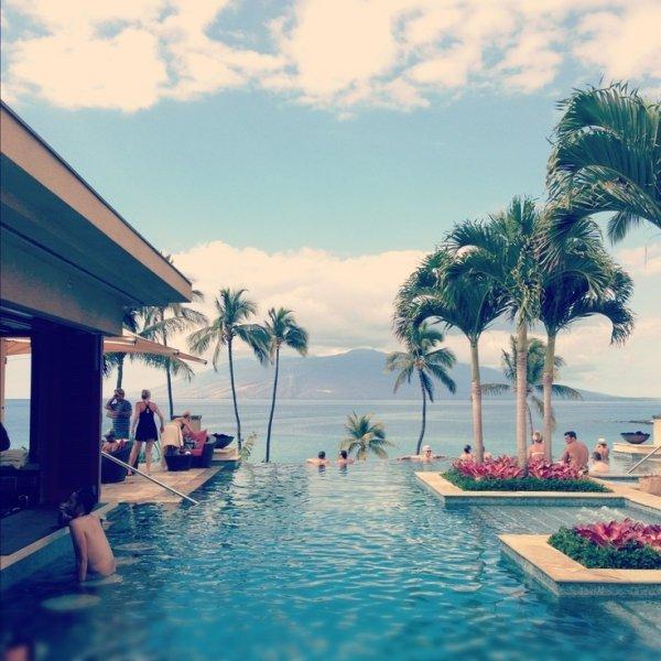 Four Seasons, Maui, Hawaii, USA