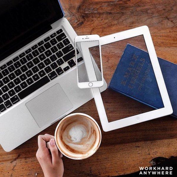 Design, brand, technology, WORK, HARD,