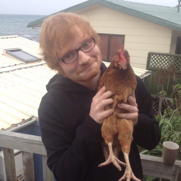 Ed Sheeran & Gladys