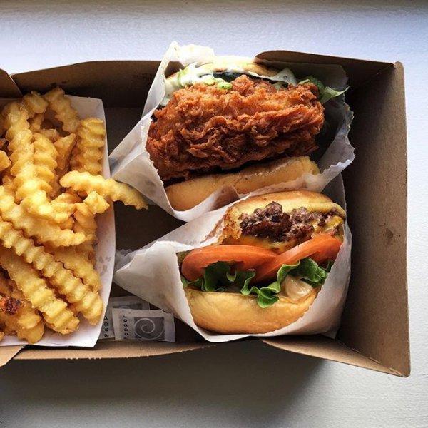 food, dish, meal, hamburger, fast food,