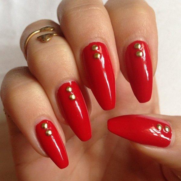 Bright Shiny Red