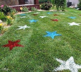 Stars on the Grass