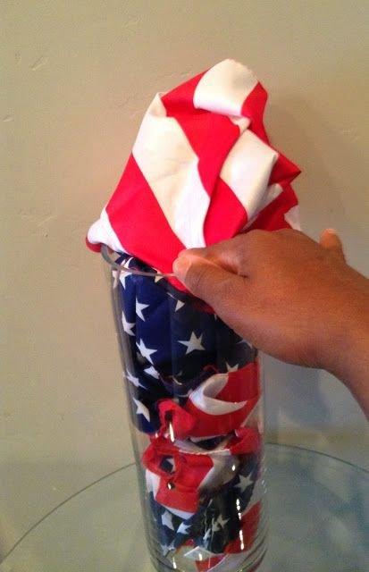 Flags in a Jar