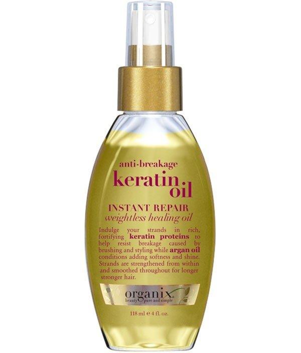 Keratin Oil