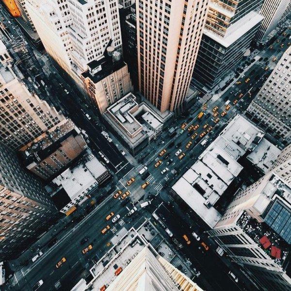metropolitan area, metropolis, skyscraper, aerial photography, city,