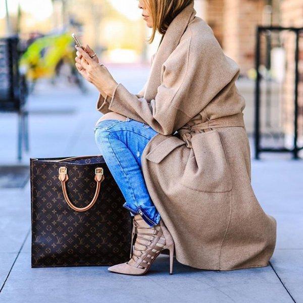 clothing, human positions, footwear, handbag, sitting,