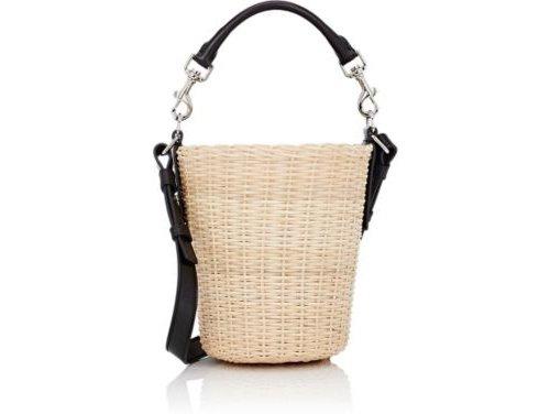 Saint Laurent Small Basket Bag