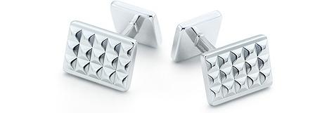 Tiffany Moderne Cuff Links