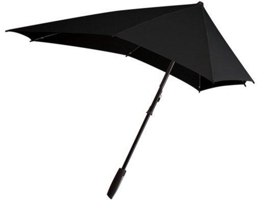 """""""Smart"""" Stormproof Stick Umbrella"""